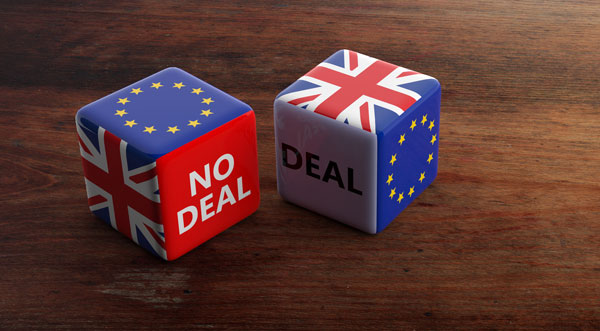 Prepare for no deal brexit business