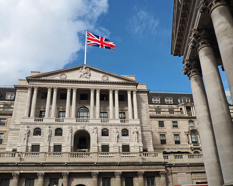 Bank of England headquarters