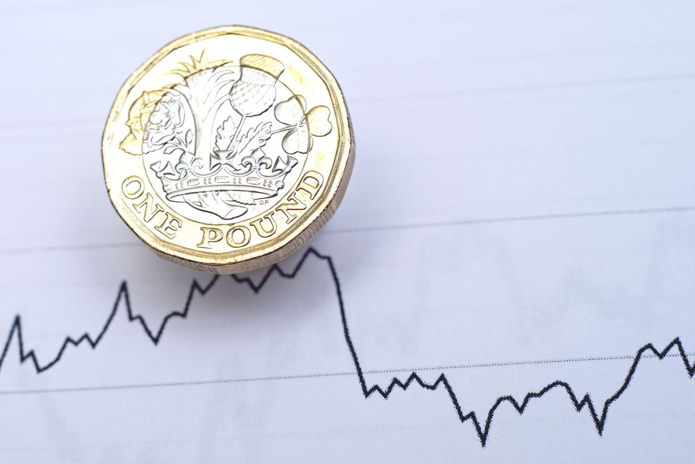 pound sterling exchange rate decline